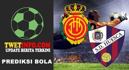 Prediksi RCD Mallorca vs SD Huesca, Copa del Rey 11-09-2015
