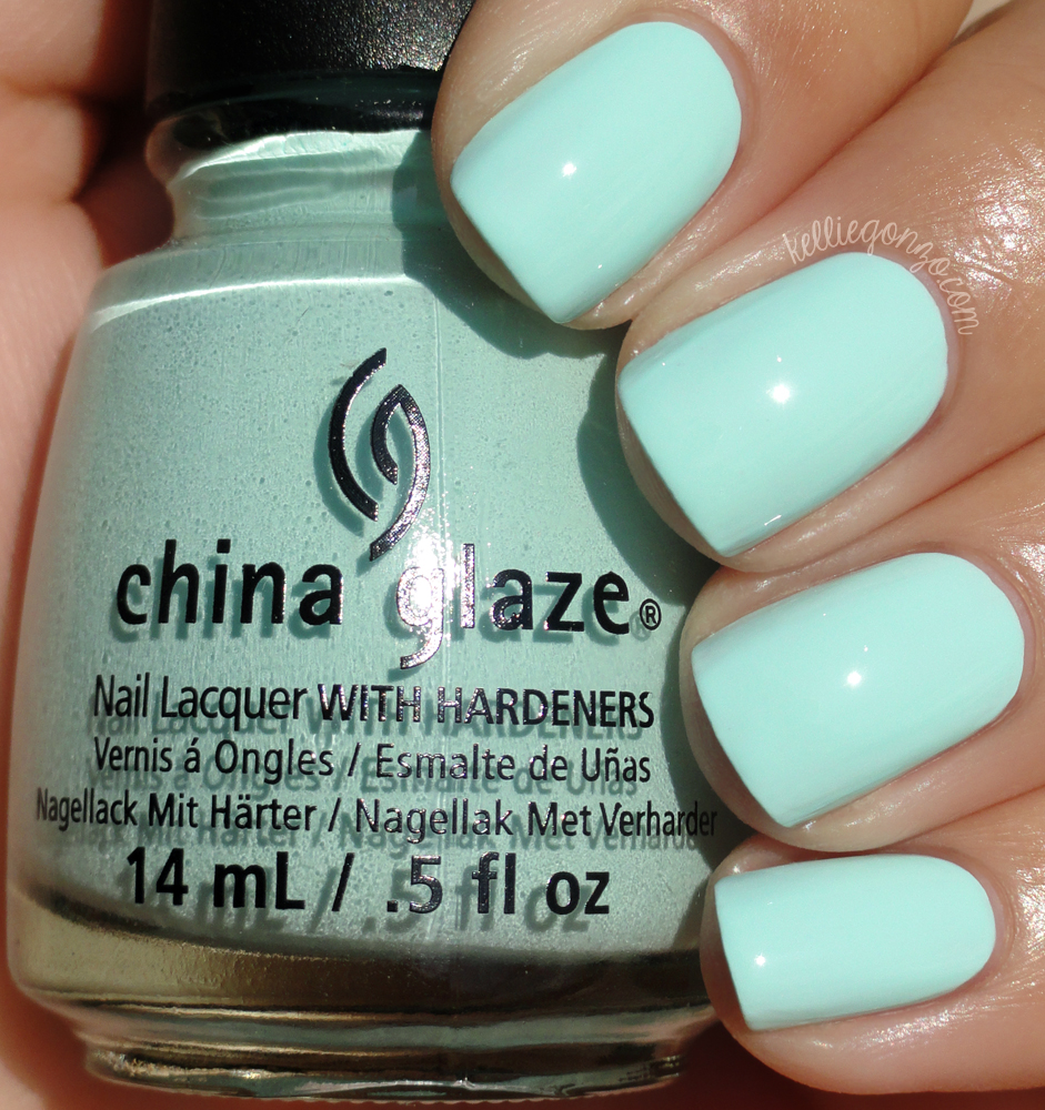 kelliegonzo: China Glaze - At Vase Value