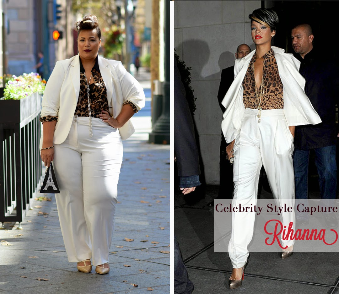 Celebrity Style Capture Rihanna Example Themes Hive
