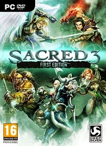 Sacred 3 DLC Pack Addon-RELOADED