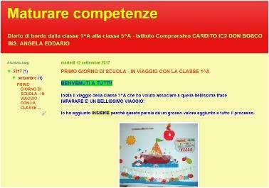 MATURARE COMPETENZE 1^A