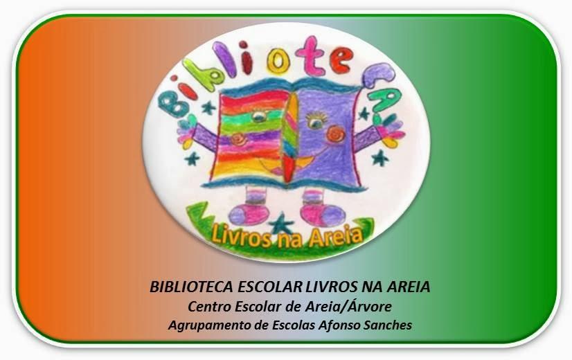 BIBLIOTECA ESCOLAR do CE/AREIA-ÁRVORE
