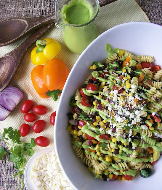 with avocado dressing chipotle avocado salad dressing southwestern ...