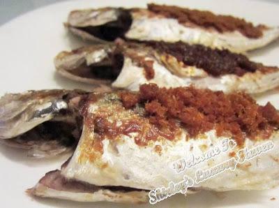 happy call pan trio chilli selar fish recipe