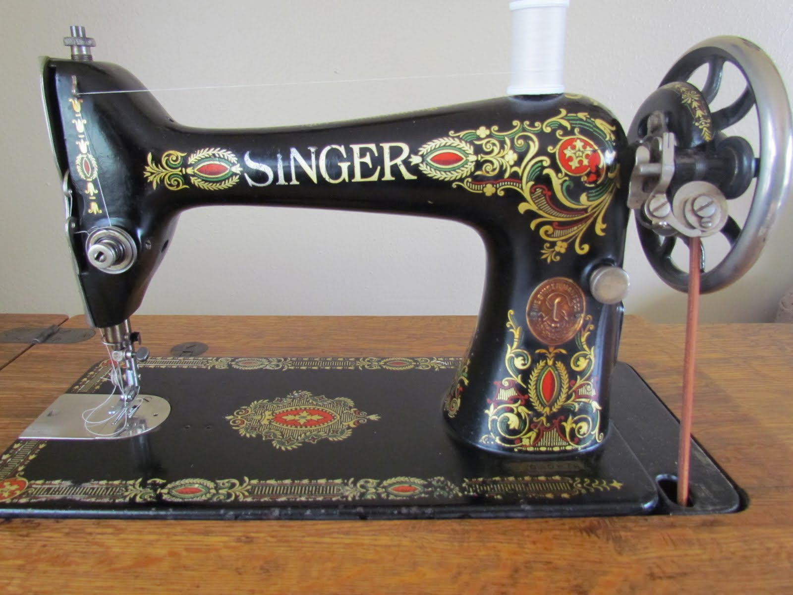 1940 singer sewing machine value