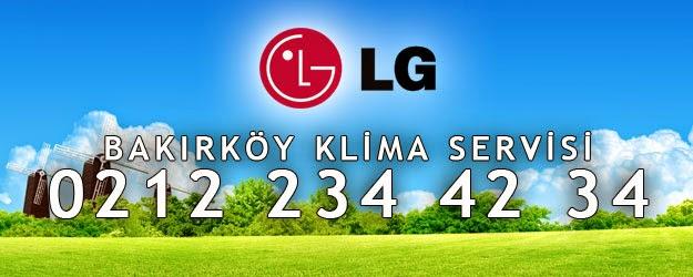 LG Bakırköy Klima Bakımı