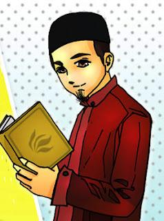Ruang Karya Gambar Kartun Islami Gabungan Editan Ane Karakter Rangkum