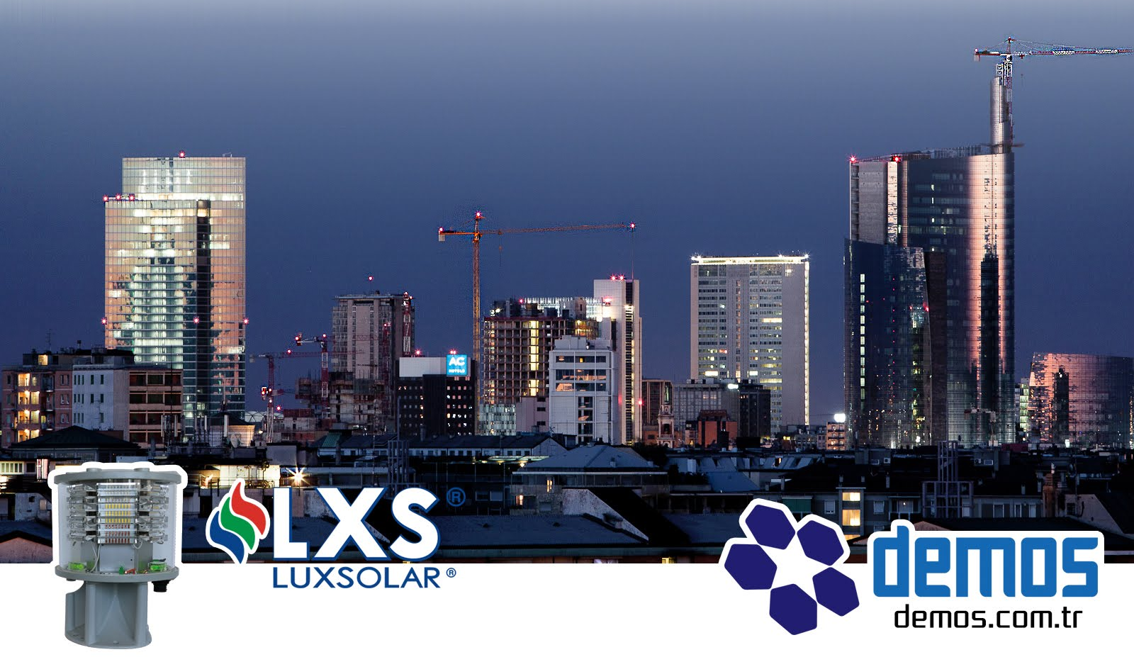 Wetra and Luxsolar brand