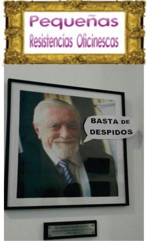 """""""Pequeñas resistencias oficinescas"""""""