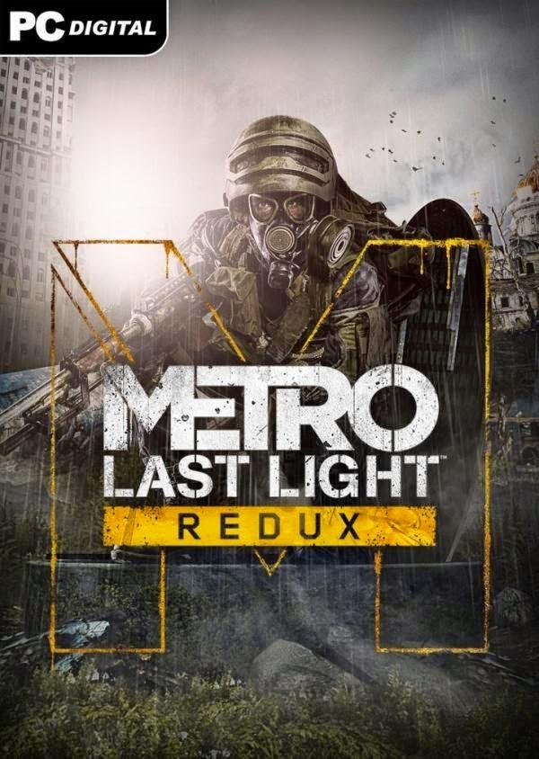 Baixar o Jogo Metro 2033 Redux PC TORENT (Crack BY CODEX) Completo