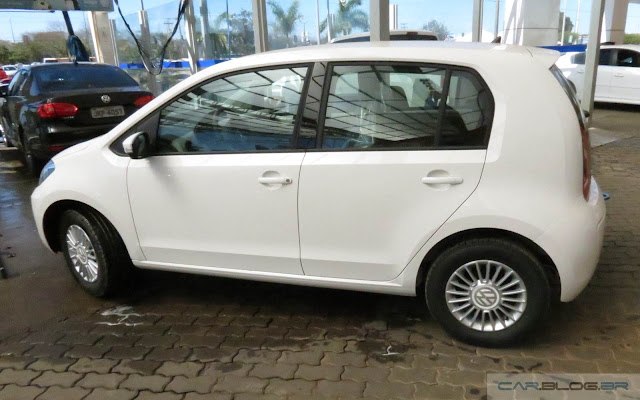 Volkswagen Up! 2016 TSI (Move) - Completo