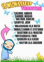 10 Muswasafat Tarbiyah