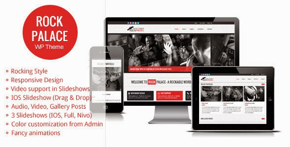 Download ThemeForest Rock Palace - Music Wordpress Theme for free.