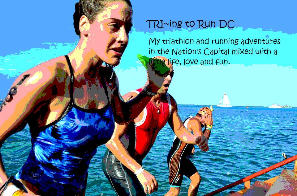 TRI-ing to Run DC