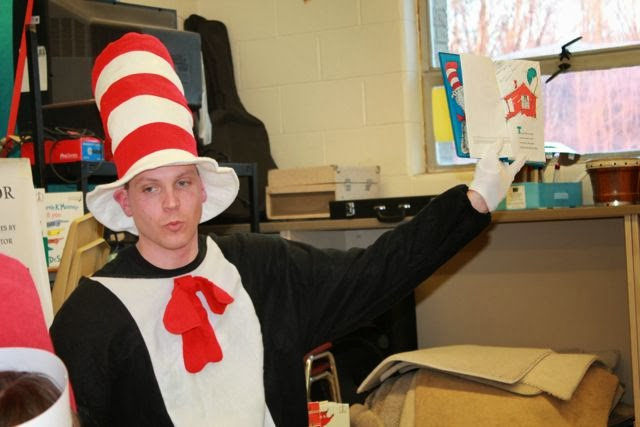 Dr. Seuss Read Aloud via www.happybirthdayauthor.com