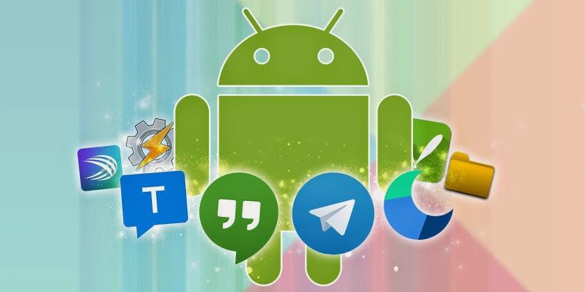 Aplikasi-aplikasi Terbaik Android