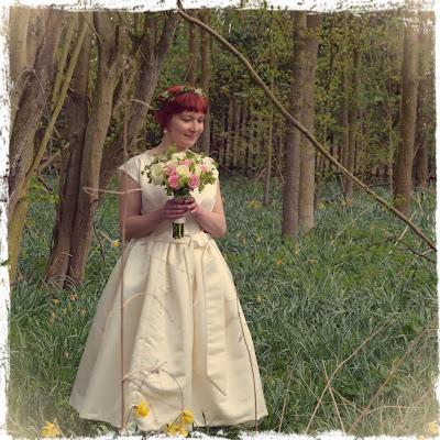 Woodland Wedding Picture