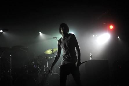 Foto Suicide Silence Sedang Konser