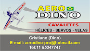 Cavaletes e Bolsas Aero Dino