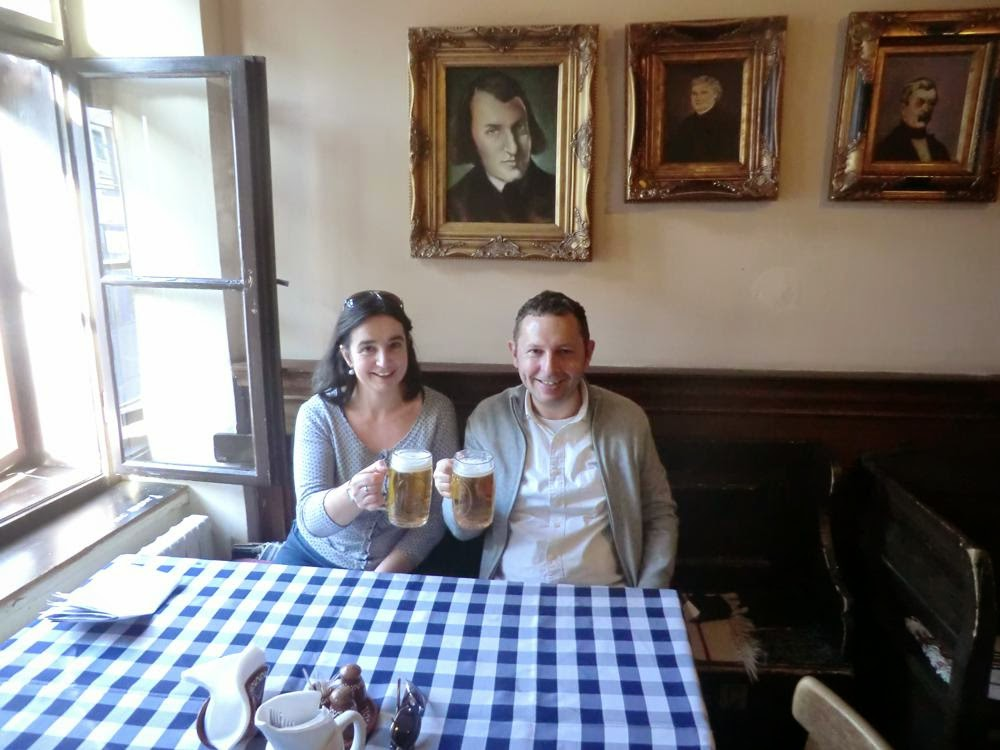 bratislava restaurante