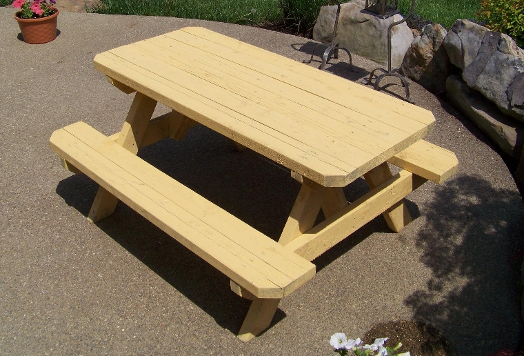... about table plans. : How to Build a Kids Picnic Table Plans