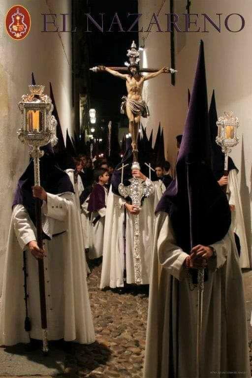 Cartel IV Exaltación al Nazareno