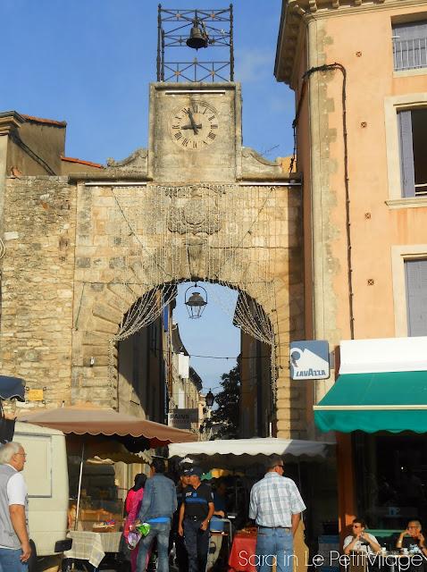 Apt Market Provence France