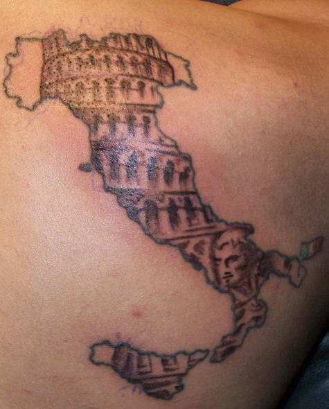 italian tattoos part 1 3d tattoos images