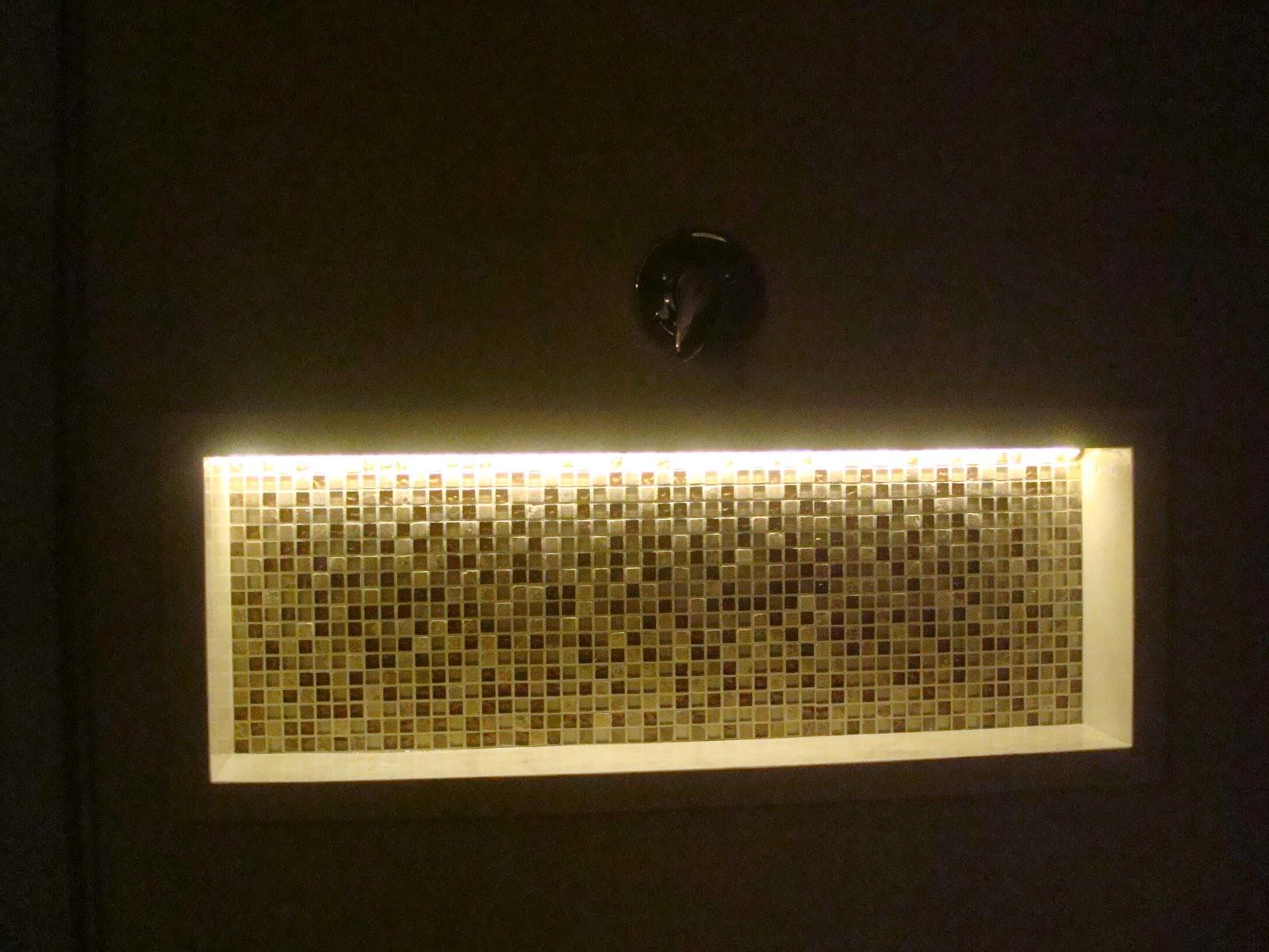 Construindo um Castelinho: Banheiro Crema Marfil #B1861A 1600x1200 Banheiro Com Nicho Como Fazer
