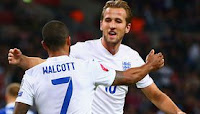 Inggris vs Estonia 2-0 Video Gol & Highlights