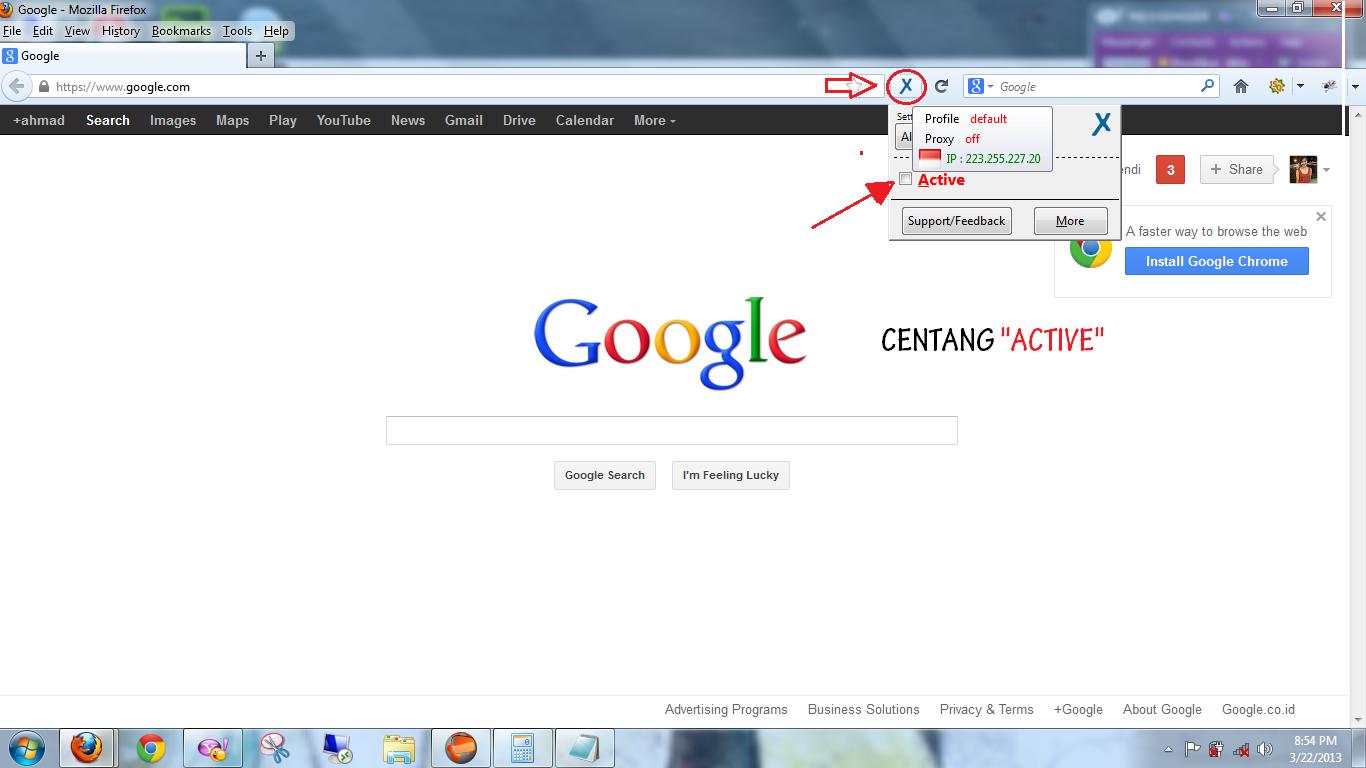 ... bisa buka situs www.king4d.com dan segala macam situs yang ke blokir