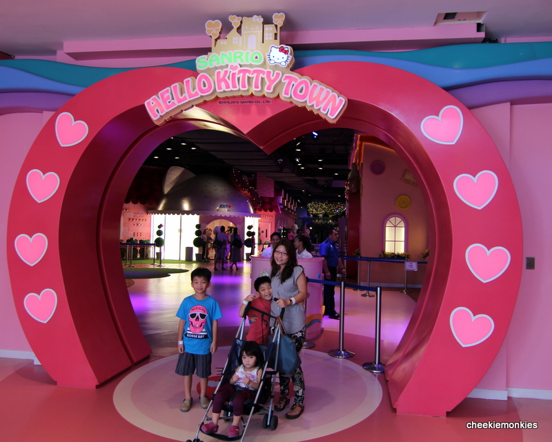 Where Is The Hello Kitty House Located cheekiemonkies: singapore parenting & lifestyle blog: puteri