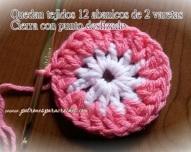 como se teje bolso y granny crochet
