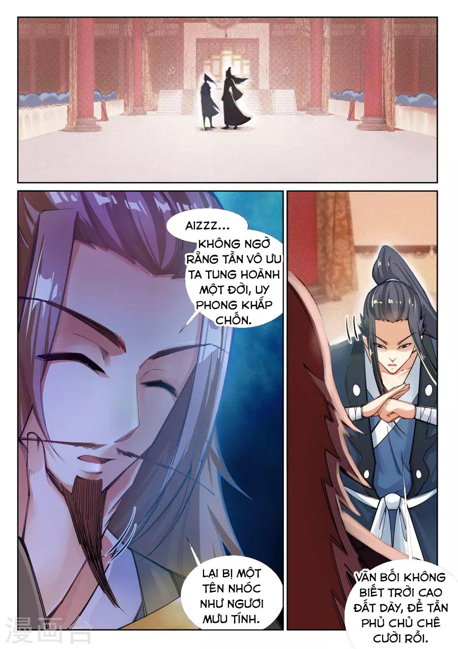 Nghịch Thiên Tà Thần Chap 71 Upload bởi Truyentranhmoi.net