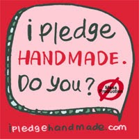pledge handmade