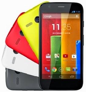 Motorola Moto E 2014 [Características generales]