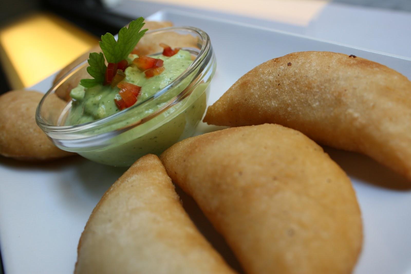 Receta: Empanadas Venezolanas