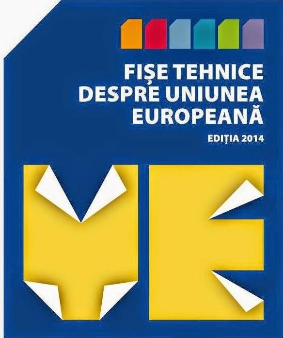 Fișe tehnice despre UE.