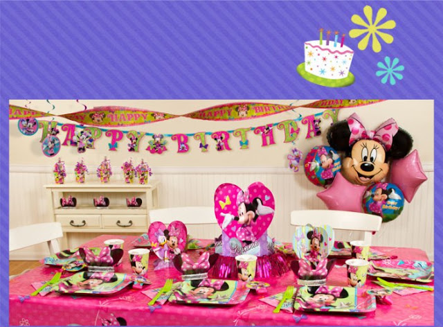 Modern Home Decorating Ideas Kids Birthday Party Decoration