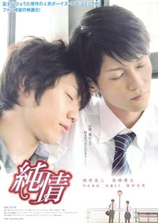 Junjou: pure heart, 2010, película gay