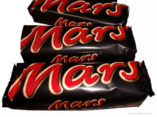 chocolatinas mars