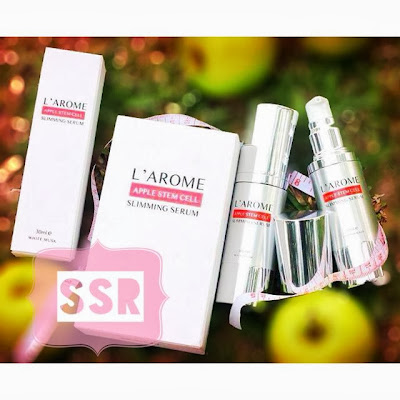 L'AROME APPLE STEM CELL SLIMING SERUM