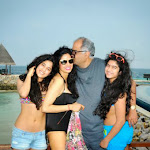Sridevi and Jhanvi Kapoor Hot Bikini Photos
