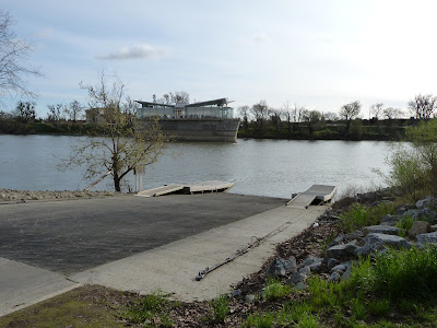 Broderick Boat Ramp, West Sacramento