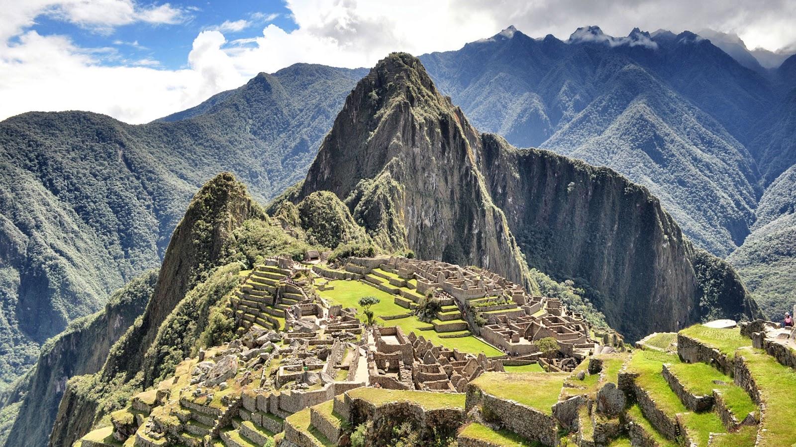 Machu Picchu, Peru | HD Wallpapers (High Definition) | Free Background
