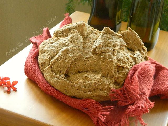 Pão de café (semi integral)