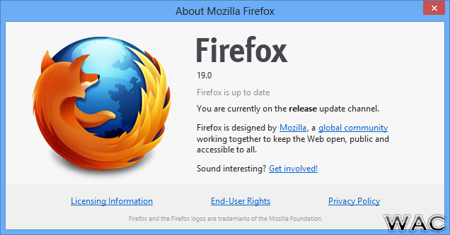 Download Mozilla Firefox - Windows 10 version Free Latest