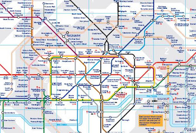 London Underground Use Maps