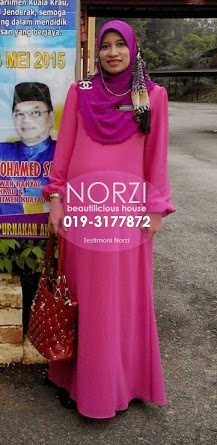 NBH0236 DANIA JUBAH (MATERNITY FRIENDLY)