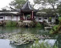 Kota dan Taman Suzhou di China